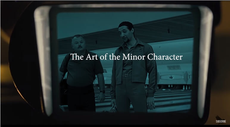 the art of the minor character